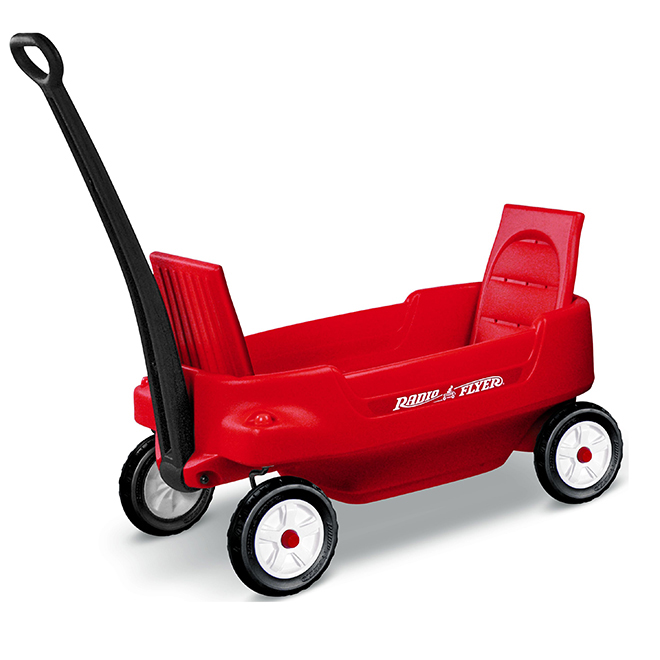 "Kid's 2-in1 Wagon - Pathfinder - 39"" x 19"" x 17"""