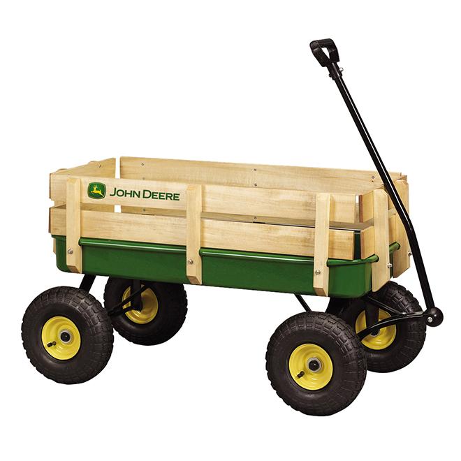 """Chariot à tirer, chariot Green Stake de John Deere, 36"""""""