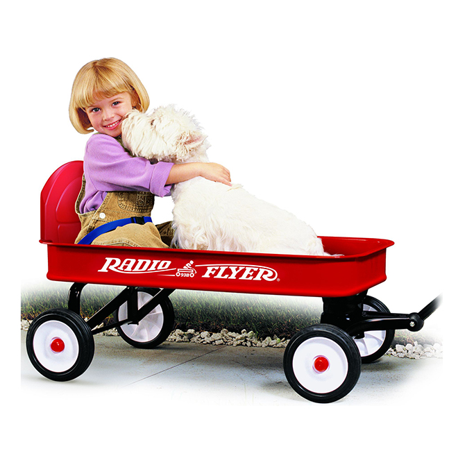 "Kid's Wagon - Ranger - 34"" x 15 1/2"" x 4"""