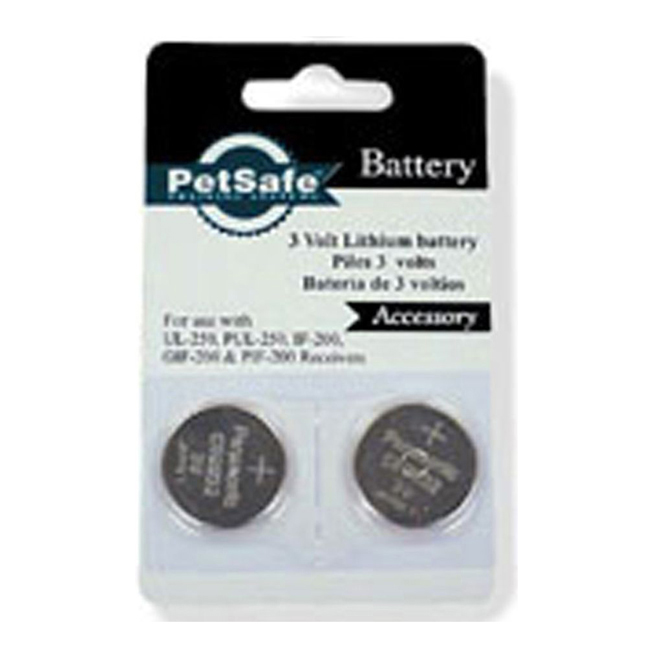 Lithium Battery - 3 Volts