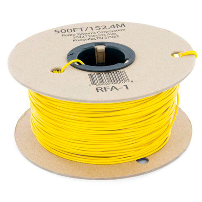 Dog Containment Boundary Wire - Yellow - 500'