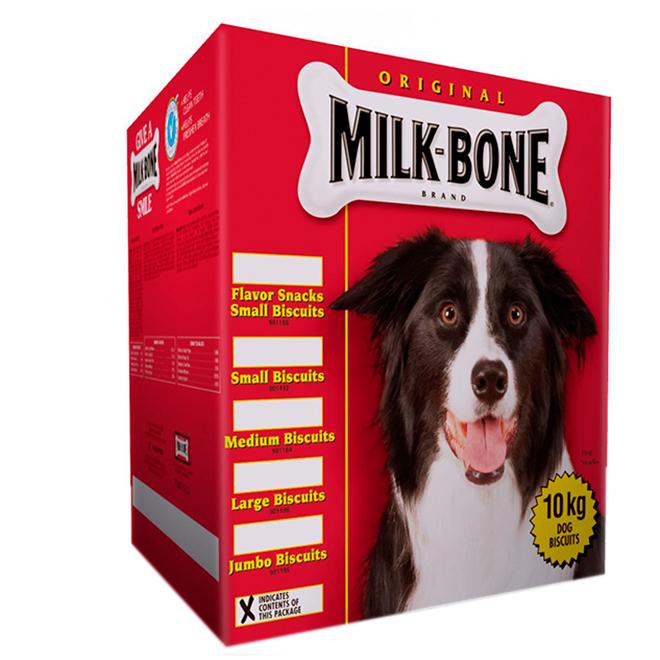 Milk-Bone Dog Treat - 10kg