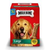 Gâterie pour chien Milk-Bone, gros chiens, 2 kg