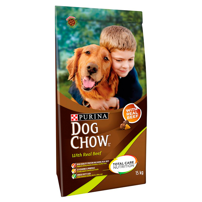 Beef Dog Food - 15kg