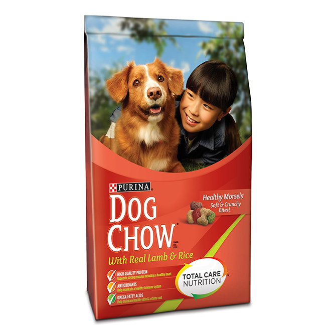 Lamb and Rice Dog Food - 15kg