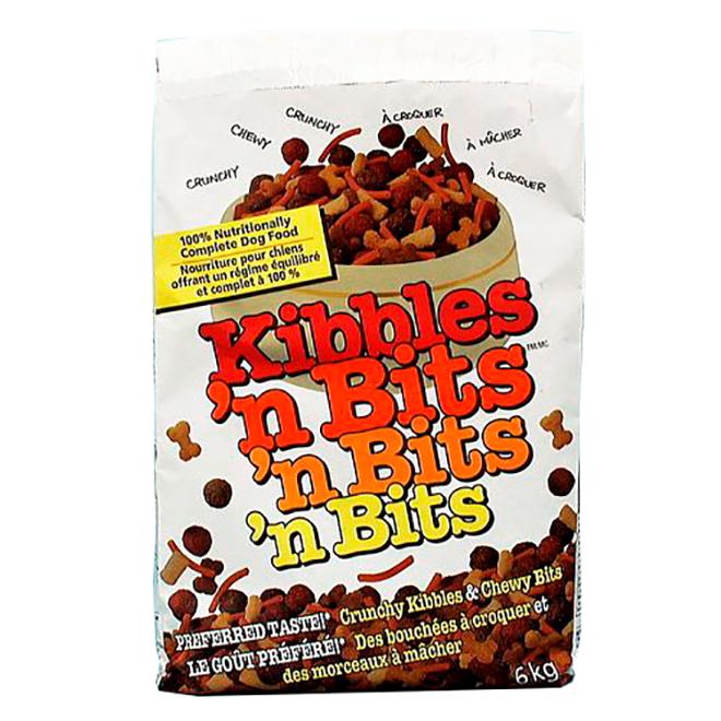 Kibbles n' Bits Dog Food - 1.8 kg