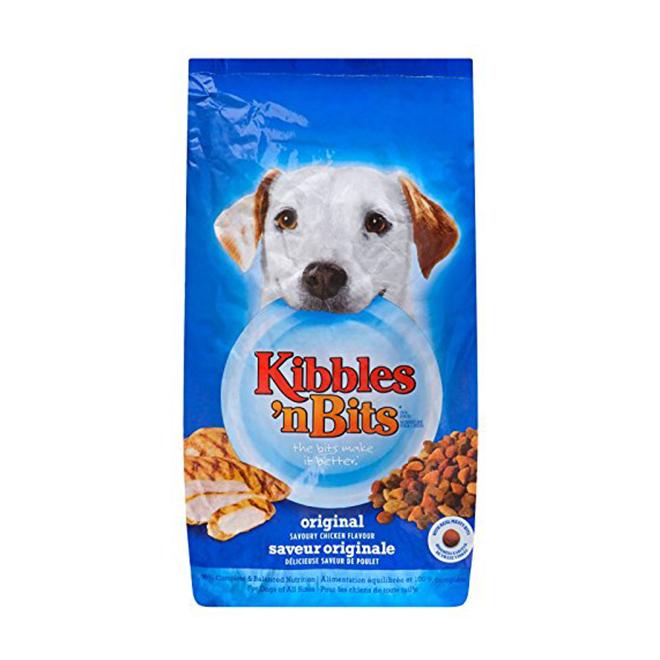 Original Kibbles n' Bits Dog Food - 15.9kg
