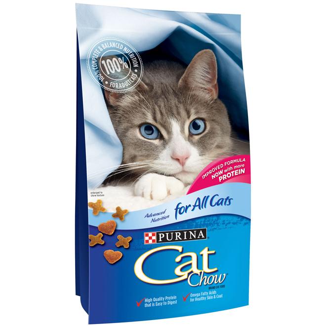 Nourriture pour chat, 12 kg
