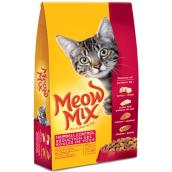 Meow Mix Hairball Control Cat Food - 1.6kg.