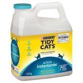 Litière agglomérante pour chat, action instantanée, 14 lbs