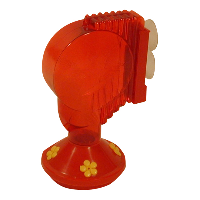 Humming Feeder for Window - Red