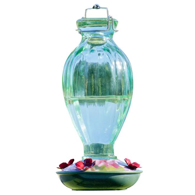 Abreuvoir à colibri en verre, 20 oz