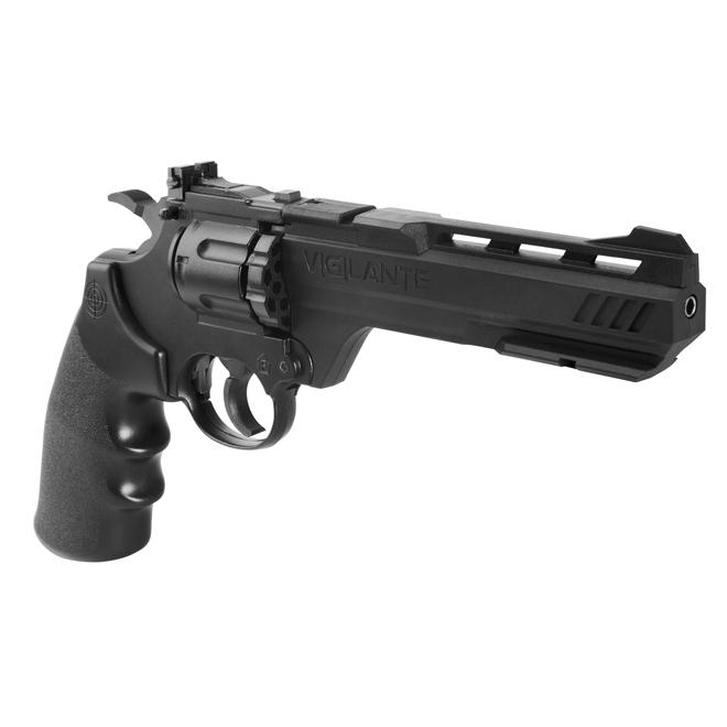 Pistol Air Gun - Vigilante - CO2 Semi-Auto - .177 Caliber