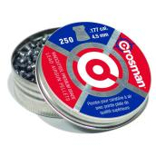 Wadcutter Airgun Pellets - .177 Cal - 7.9 GR - 250 Box