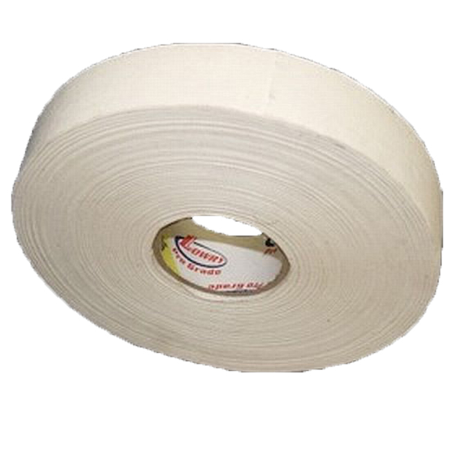 "Hockey Cloth Tape - 1"" x 55 yds - White"