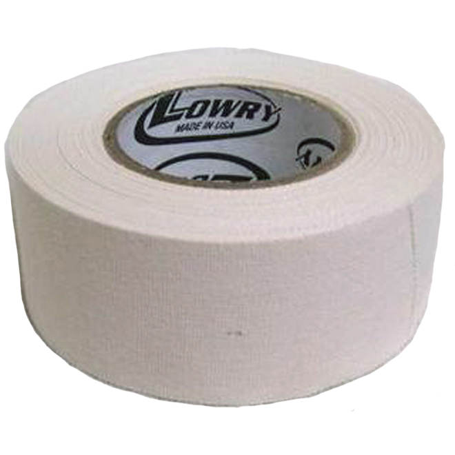 "Hockey Cloth Tape - 1 1/2"" x 13 yds - White"