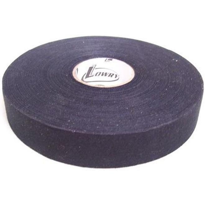 "Hockey Cloth Tape - 1 1/2"" x 13 yds - Black"