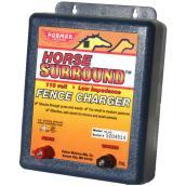 Fence Charger - Horse Surround - 8 km Range - 110-120 V
