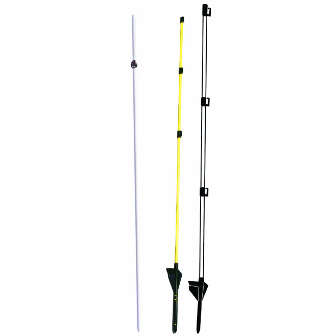 Step-In Electric Fence Post - Baygard - 52""