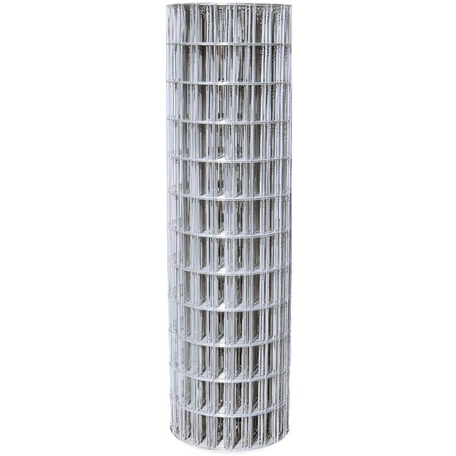 Welded-Wire Fence - 12 1/2 GA - Galvanized -2\