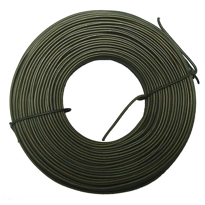 Tie Wire - 16GA - Black Annealed - 3.2 lb Coil - 340'