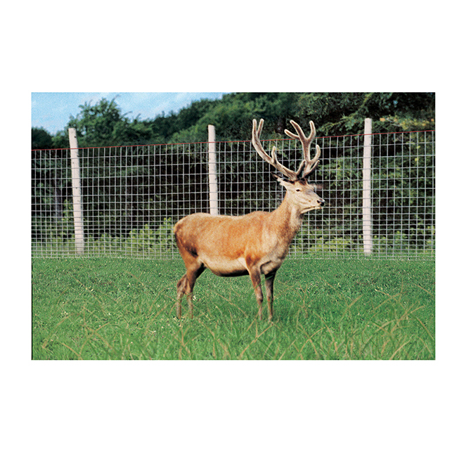 Hi-Tensil Wildlife Farm Fence - 12.5 Gauge - 330'