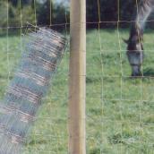 Welded Utility Fence - 16 Gauge - 48'' x 100'