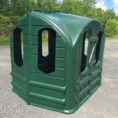 Horse Hay Hut Feeder - 8 Spaces - 84