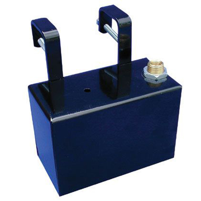 """Boîte à flotteur automatique, auge, 12 1/2"""" L/min, 50 lb/po²"""