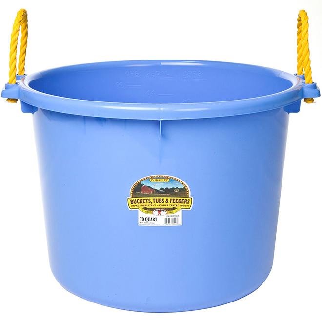 Muck Tub Bucket - 66 L - Blue