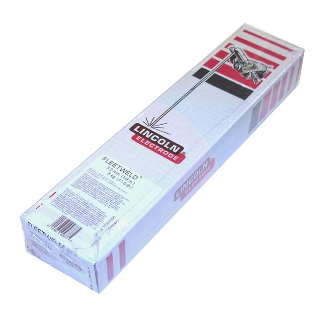 """Welding Rods - Fleetweld 37 6013 - 5/32"""" x 14"""" - 5 kg Box"""