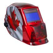 Welding Helmet - 4 Sensors - Auto-Darkening - True North