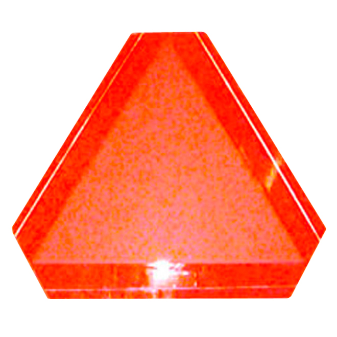 Slow Moving Vehicle Sign Adhesive