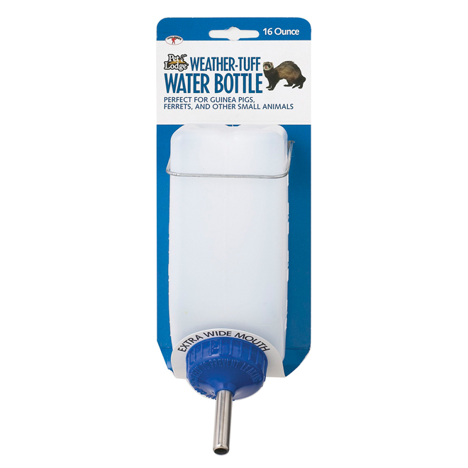 Rabbit Water Bottle - Plastic - 16 oz