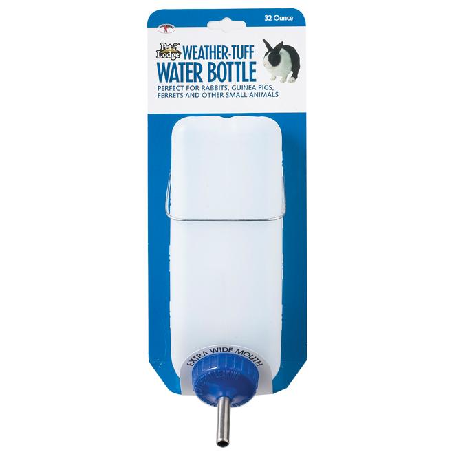 Rabbit Water Bottle - Plastic - 32 oz