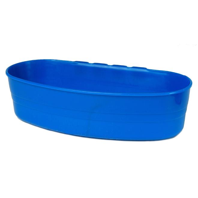 Cage Cup - Plastic - 32 oz - Blue
