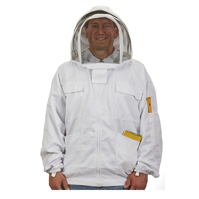 Beekeeping Jacket - Cotton - Large