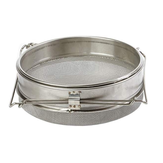 Honey Strainer - Stainless Steel - 5 Gallon Bucket Capacity