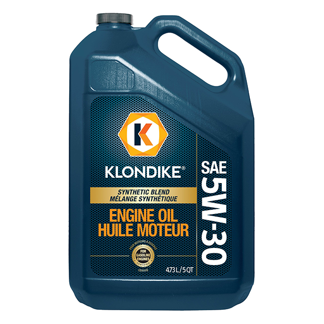 Synthetic Engine Oil - 5W30 - 4.73 L