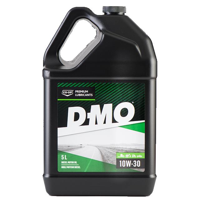 Huile pour moteur diésel, D-MO Gold, 10W-30, 5 L