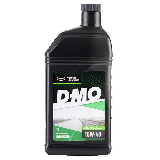 Huile pour moteur diésel, D-MO Gold, 15W-40, 1 L