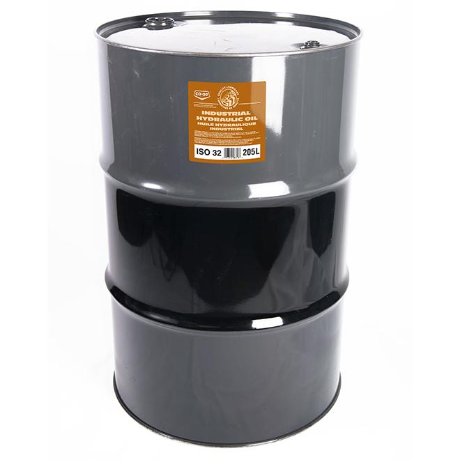 Liquide hydraulique industriel, ISO32, 205 l