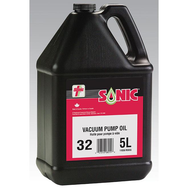 Huile pour pompe à vide, ISO32, 5 L