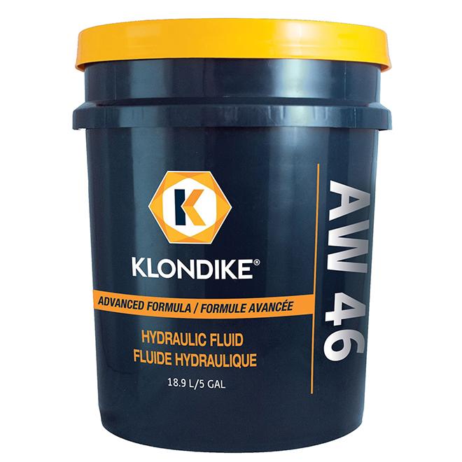 Hydraulic Oil - AW46 - 18.9 L