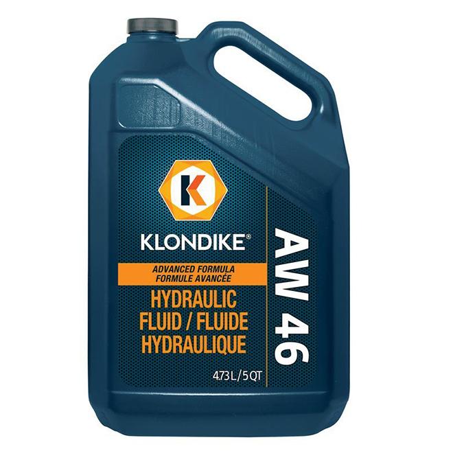 Hydraulic Oil - AW46 - 4.73 L