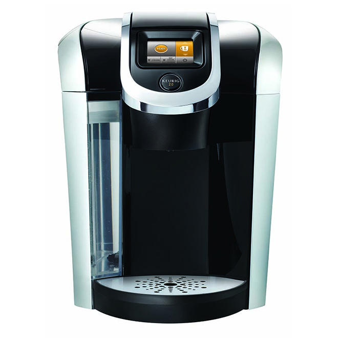 Single Serve Coffee Maker - Plus Series - 1 Cup