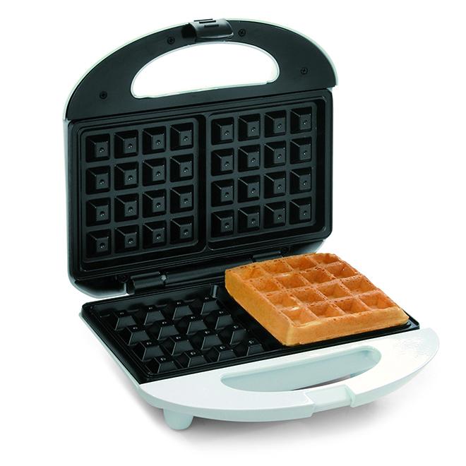 Belgian Waffle Maker - White