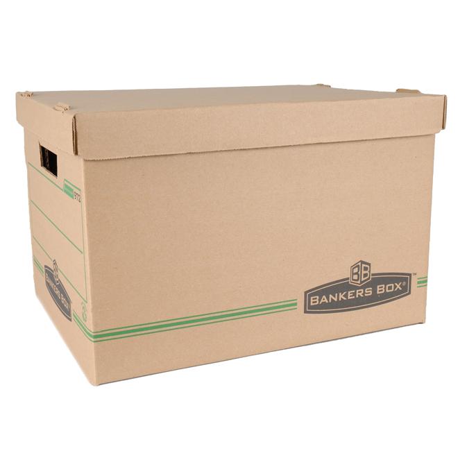 "Boîte Bankers Box, 12"" x 15"" x 10"""