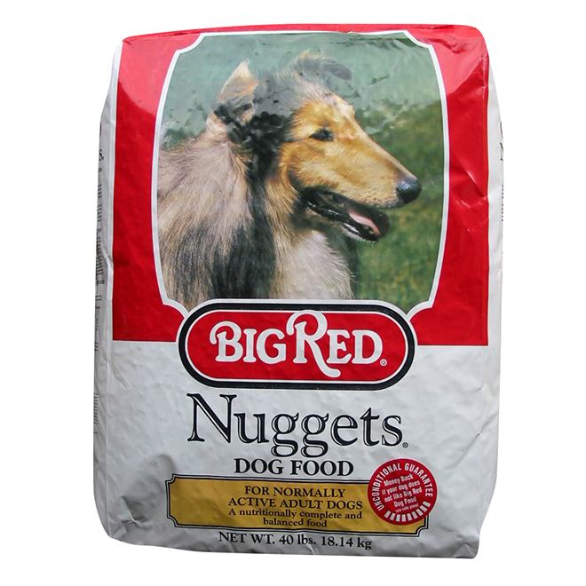 Nuggets Dog Food - 40lbs