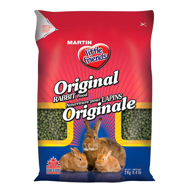 Original Rabbit Food - 2kg